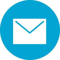 手続き完了後は抹消書類をご自宅まで送付します。