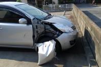 事故車:ノート