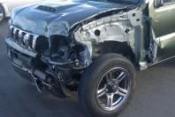 事故車:ジムニー