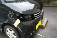 事故車:ルークス