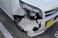 事故車:パレット