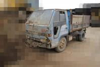 事故車:エルフトラック