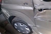 事故車:ステラ