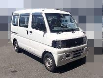 mitsubishi minicabvan