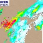 平成26年8月22日 福岡 豪雨