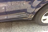 古い車:パッソ