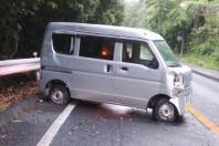 事故車:エブリィバン