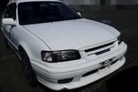古い車:スプリンターカリブ