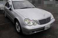 古い車:ベンツC180