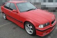 古い車:BMW323I(CB25)