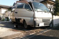 放置車:キャラバン(VWGE24)