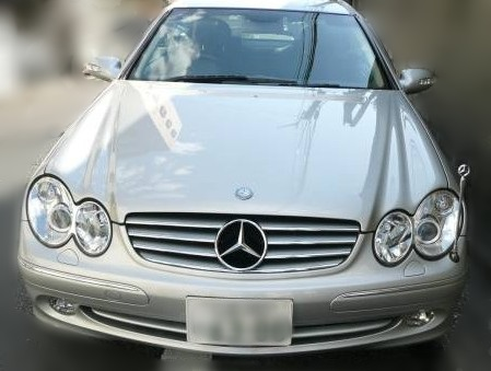 mercedes-benz clk240