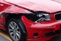 事故車:BMW116I