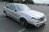 事故車:E320AV
