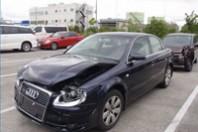 事故車:A4