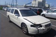 事故車:V70