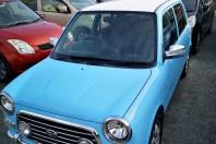 古い車:ミラジーノ